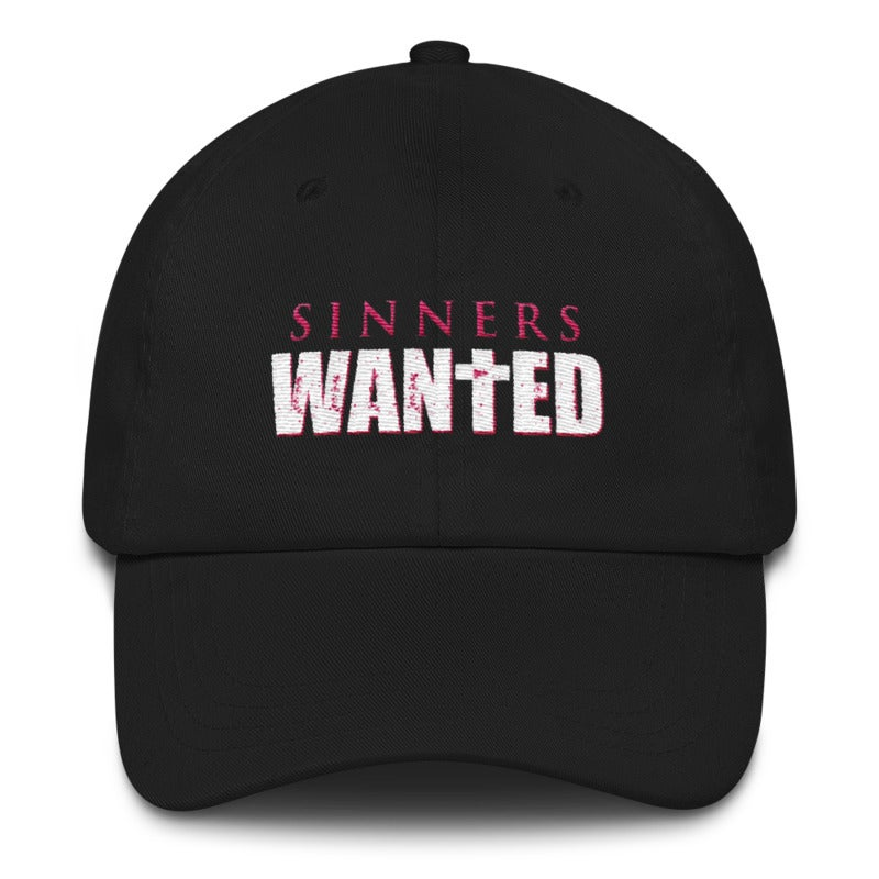 Image of Sinners Wanted Dad Hat
