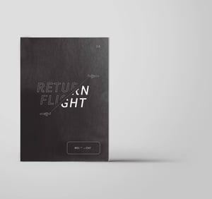 Image of Return Flight MEL>CHC