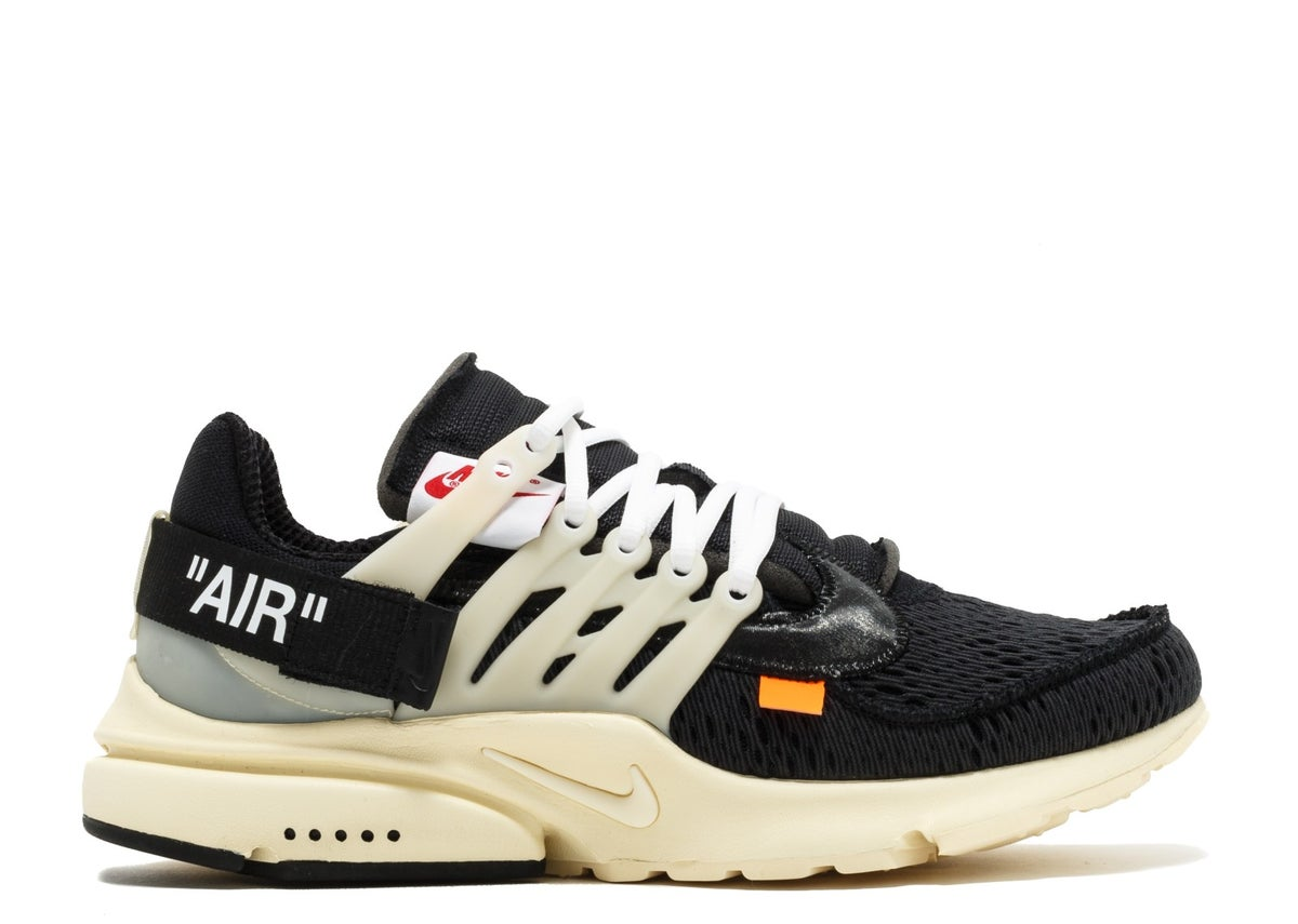"Image of THE 10: NIKE AIR PRESTO ""OFF-WHITE"""