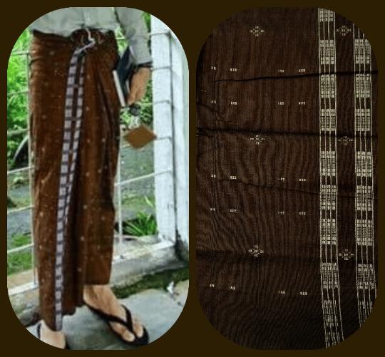 cotton Sarong pareo longyi  dark plum burgundy /& white,handmade Asian Myanmar clothing beach mans lum hkyany