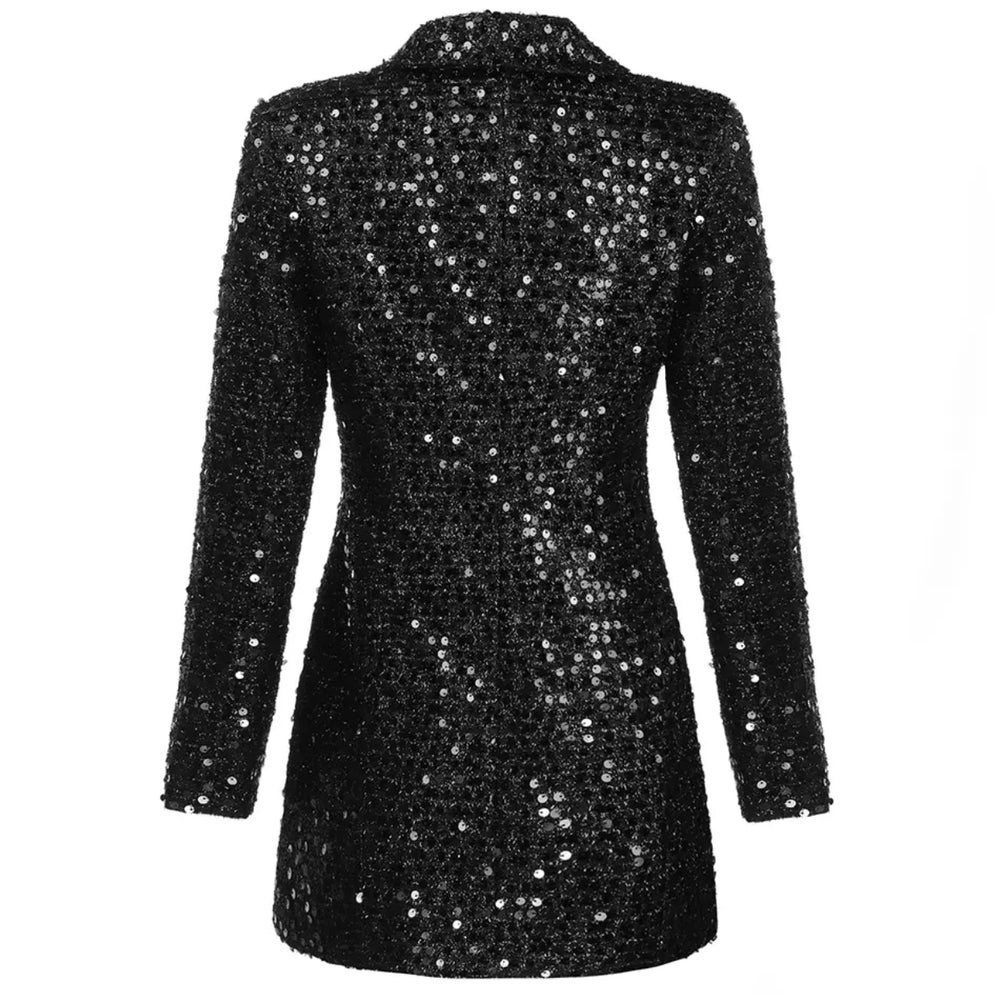 Image of Rhonda Blazer Dress