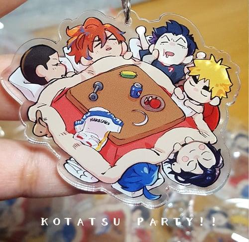 Image of Kotatsu Party // Hakogaku Charm