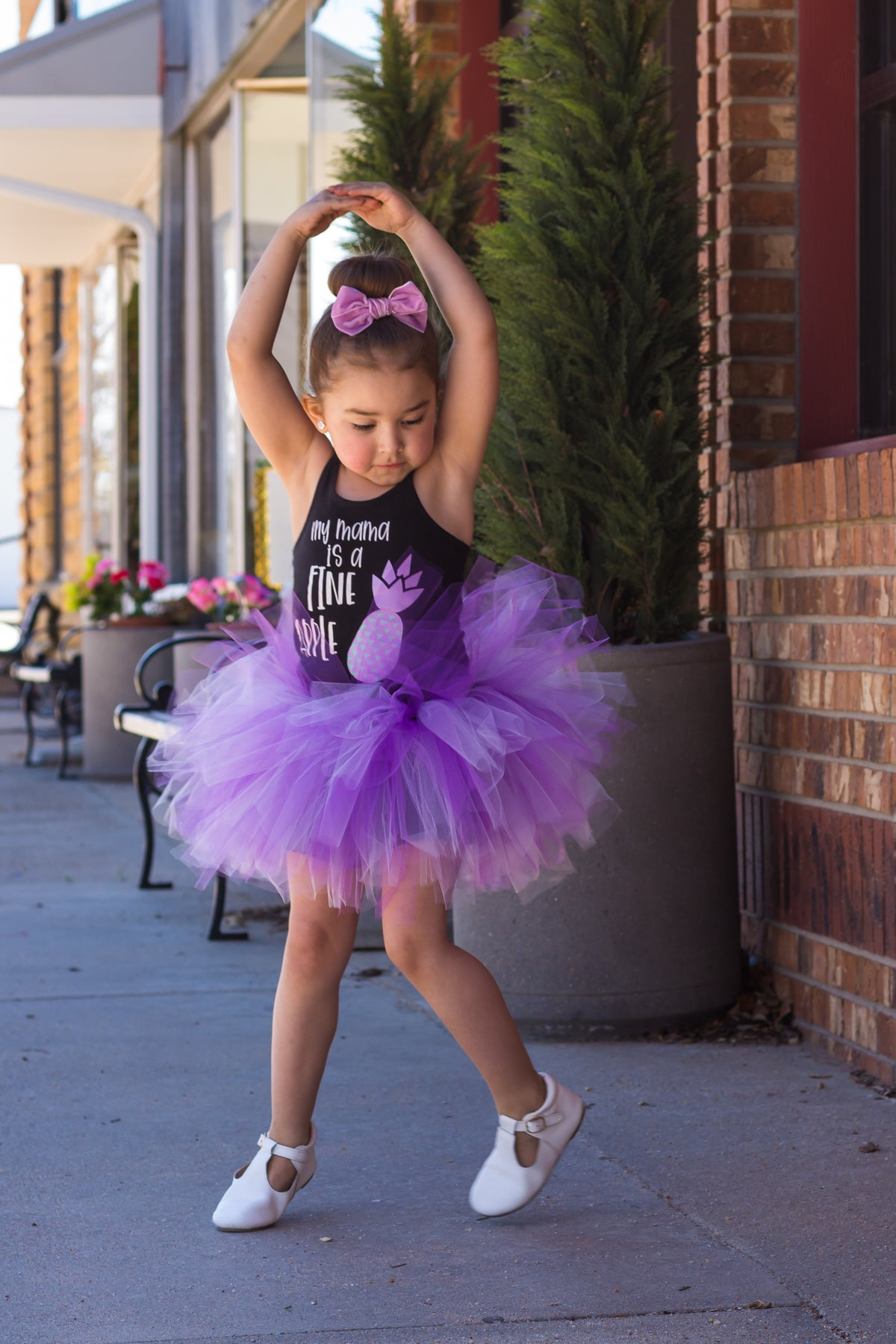 Image of Purple Shades Tutu