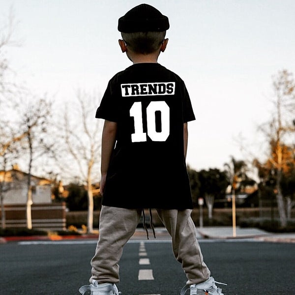 Image of KIDS BLACK BALLER TEE