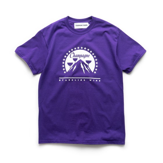 Image of Paramount T-Shirt purple