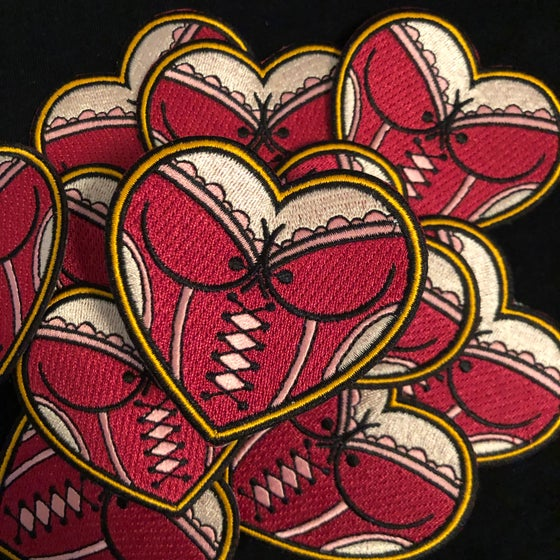 Image of tits patch