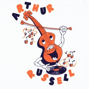"Image of Arthur Russell ""Happy Cello"""