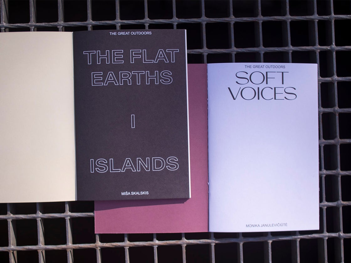 Image of The Great Outdoors #2: Soft Voices & The Flat Earths 1