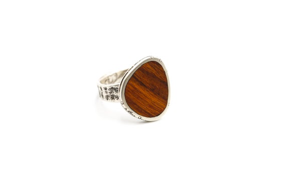 Image of Desert Ironwood Ring
