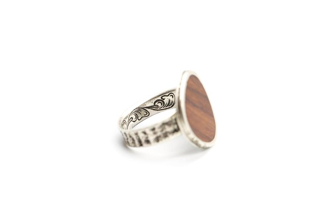 Image of Desert Ironwood Ring