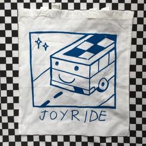 Image of Joyride/Hellride tote bag