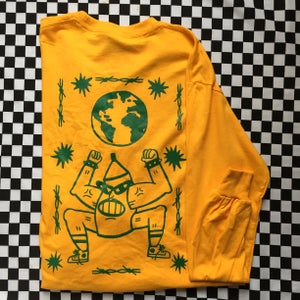 Image of Smasha Longsleeve - Yellow