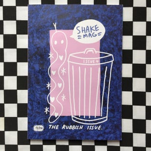 Image of SHAKE mag # 4