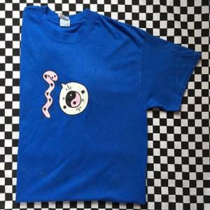 Image of Love Me Tee - Blue