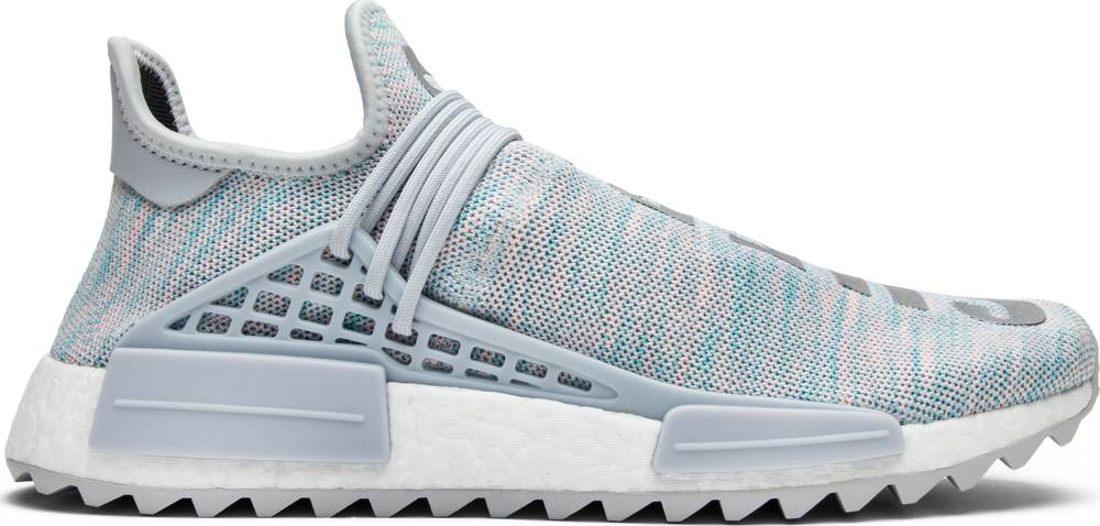new arrival c3e93 b7c86 Pharrell x Billionaire Boys Club x NMD Human Race Trail 'Cotton Candy'
