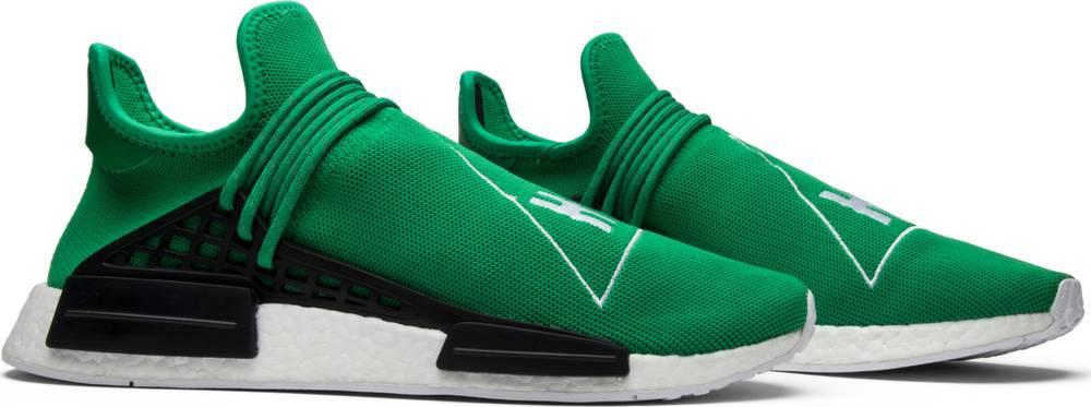 Pharrell x NMD Human Race 'Green' | The