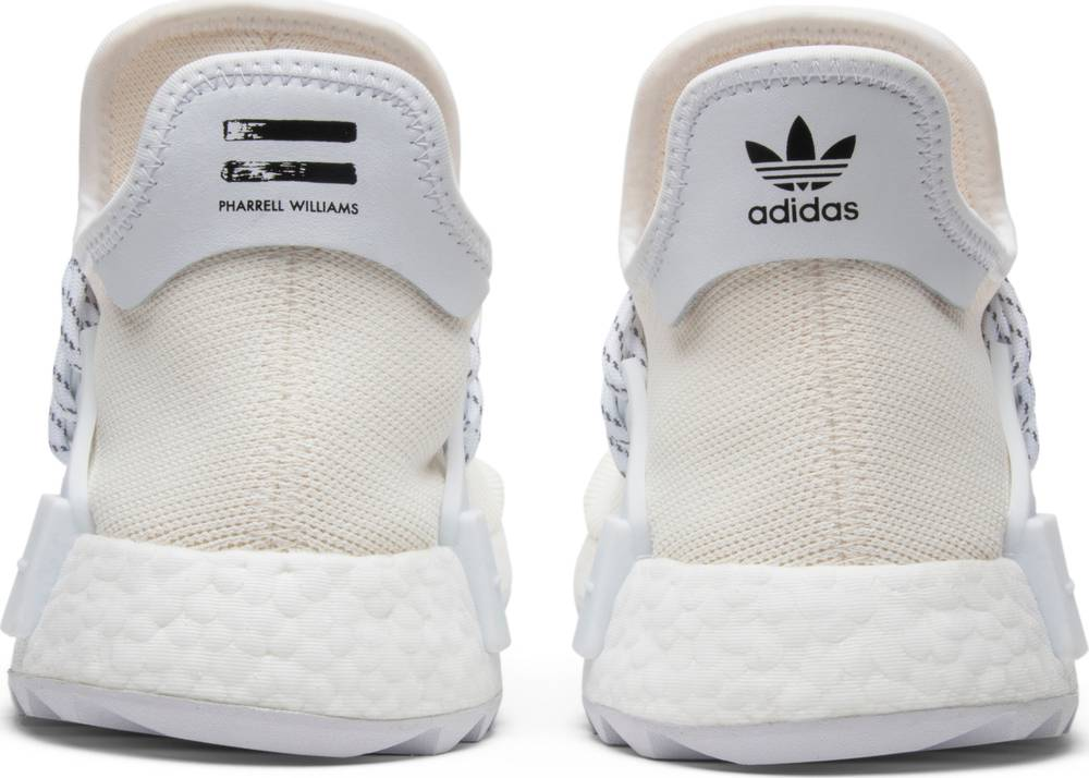 check out 0542a e69c0 Pharrell x NMD Human Race Trail 'Blank Canvas'
