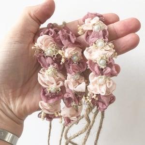 Image of Mini halo vieu rose 2