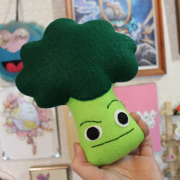 Image of Broccoli Boy