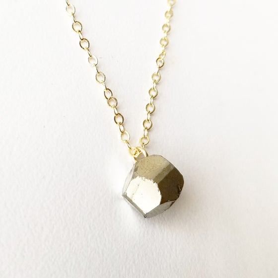Image of Perseverance Light Necklace
