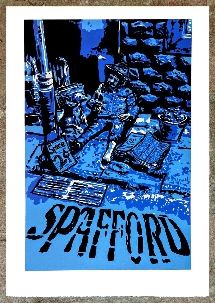 Image of Spafford Philadelphia Print 2-8-2019