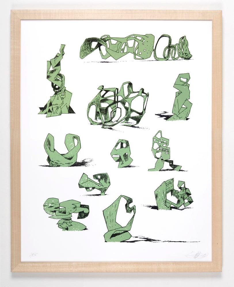 Image of Imaginary Sculptures II