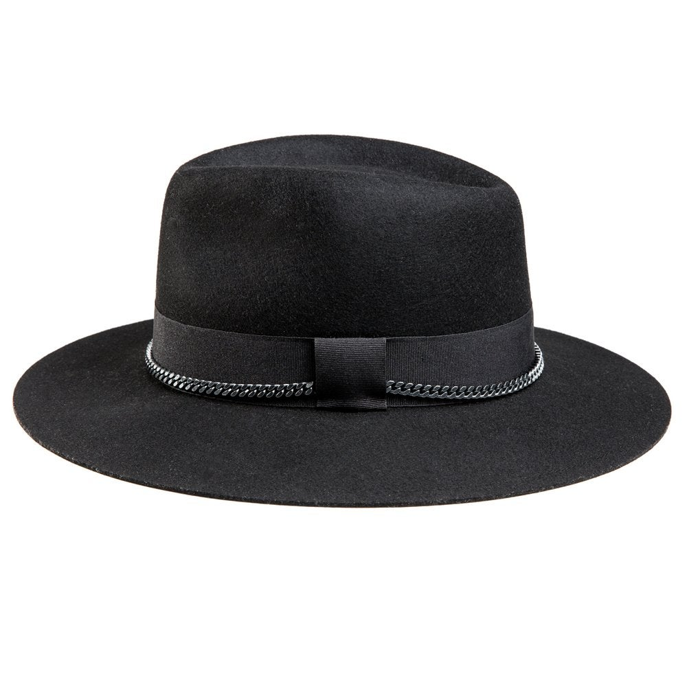 BLACK or GREY FEDORA QUIDAM