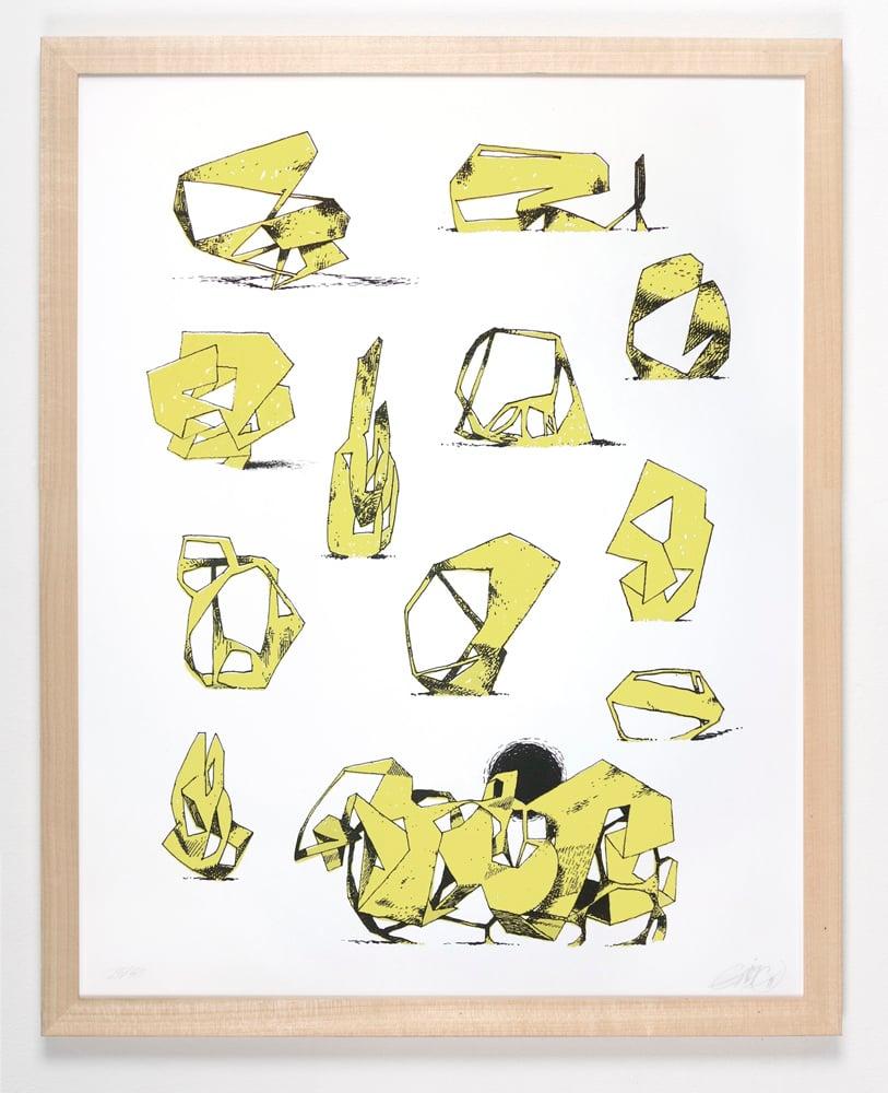 Image of Imaginary Sculptures III