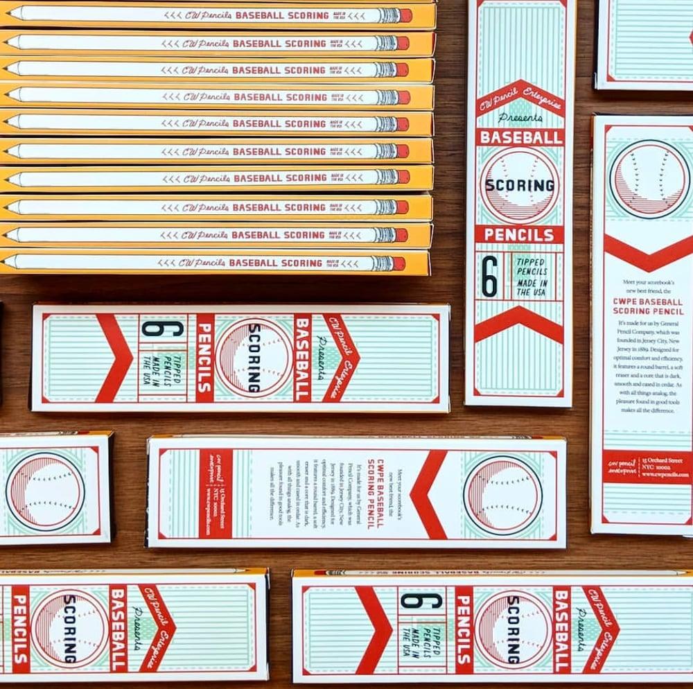 Image of Pocket Score Cards (12)