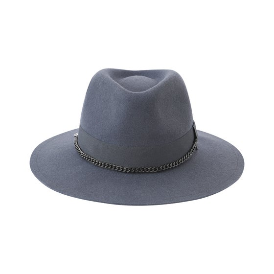Image of GREY FEDORA HICKSTEAD Steel