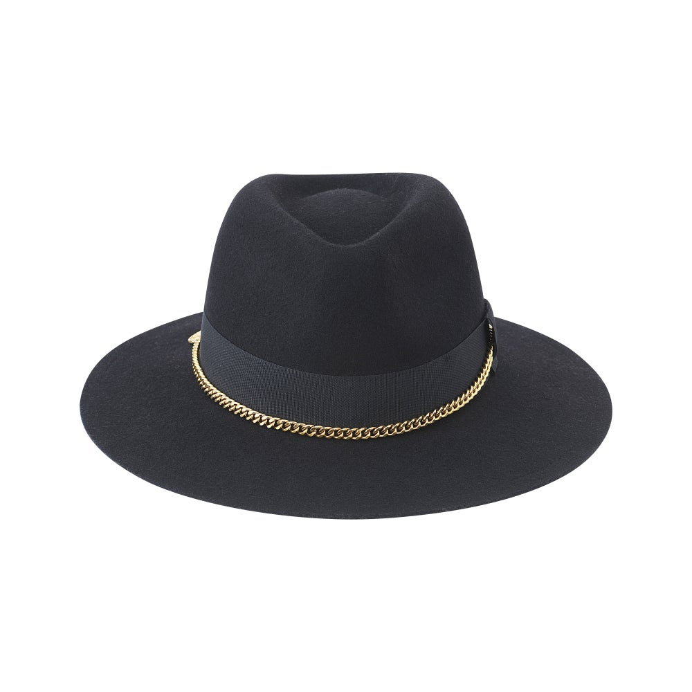 Image of BLACK FEDORA HICKSTEAD Steel