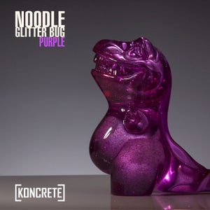 Image of Noodle [Glitter Bug Purple]