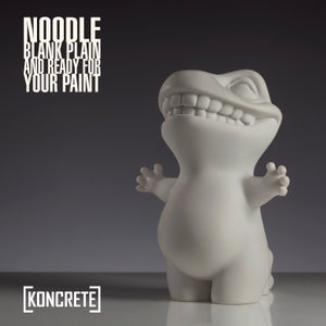 Image of Noodle Blank [Doodle on Noodle]
