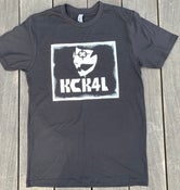"Image of ""KCK4L"" Men's short sleeve T-Shirt"