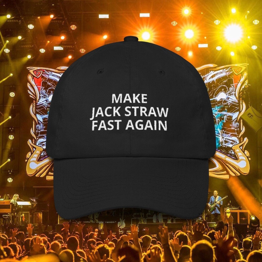 Image of Make Jack Straw Fast Again Hats!