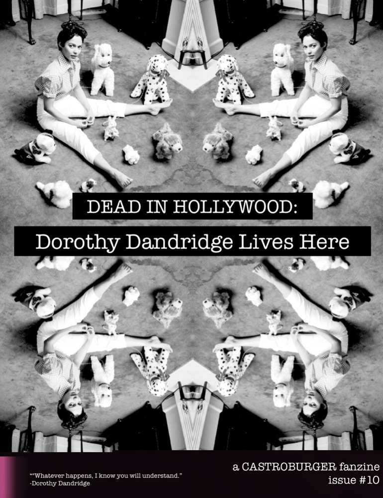 Image of Dead in Hollywood: Dorothy Dandridge Lives Here (Issue #10)