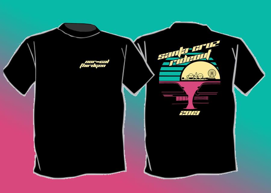 Image of NorCal ThirdGen Santa Cruz Shirts