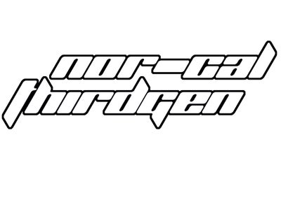 Image of NorCal Thirdgen Decals