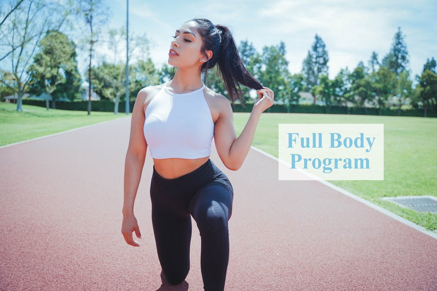 Image of Full Body Workout Guide ( Men and Women)