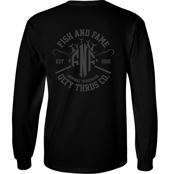 Image of DMND Edge Long Sleeve (black)