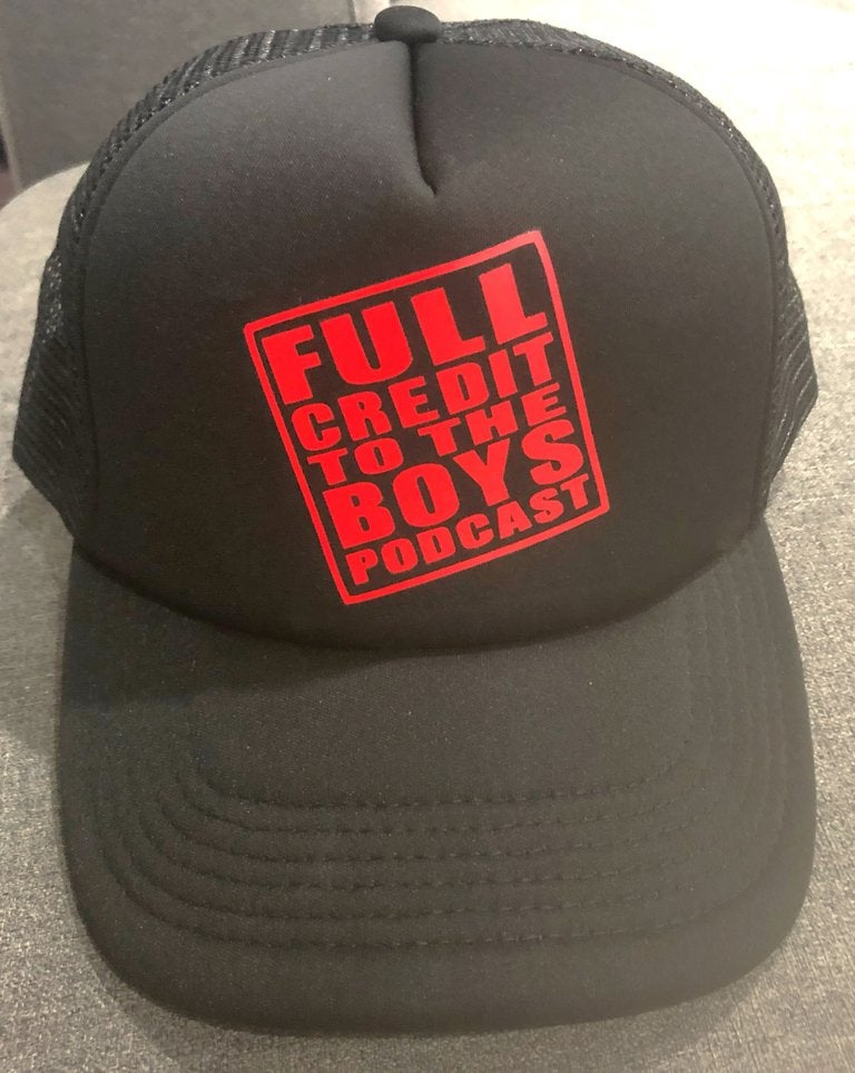 Image of FCTTB TRUCKER'S CAP