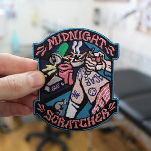Image of MIDNIGHT SCRATCHER