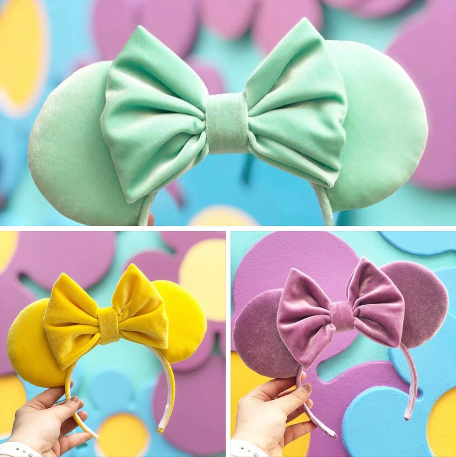 Image of Velvet Ears (choose your color)