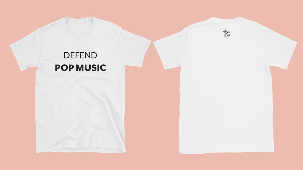 Image of DEFEND POP TEE