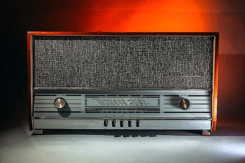 Image of MINERVA 62 BLUETOOTH (1962)