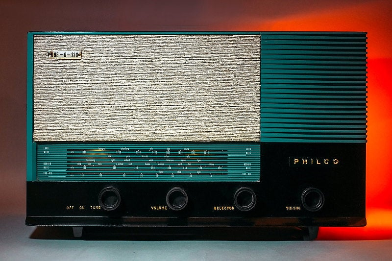 Image of PHILCO ONE-O-SIX BLUETOOTH (1961)