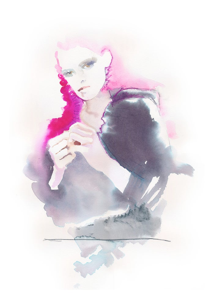 Image of Pink Galliano