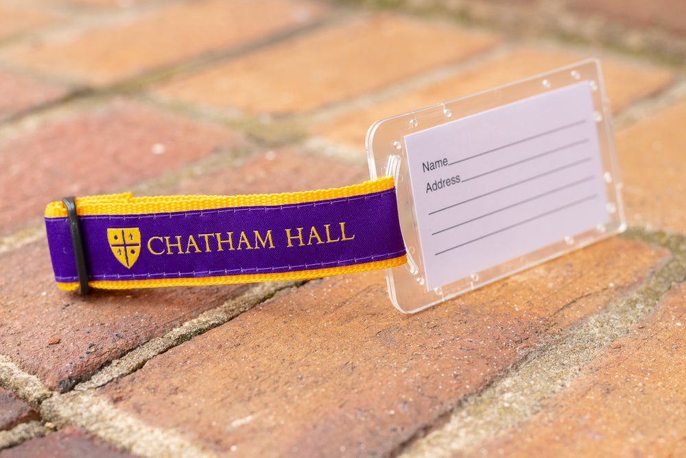 Image of Chatham Hall Luggage Tag