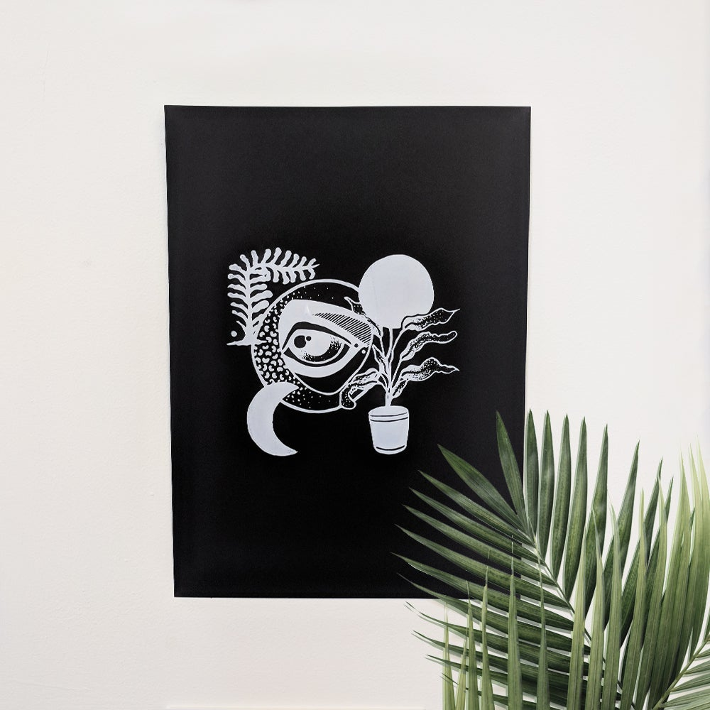 Image of Paper Screen Prints (A3)