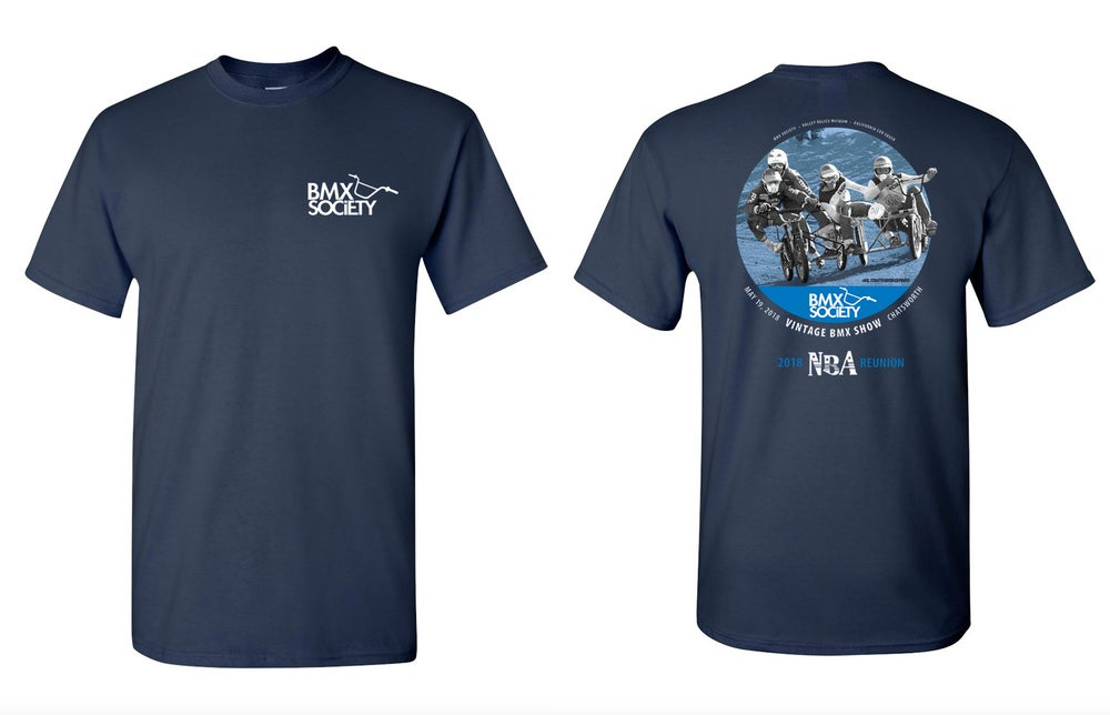 Image of 2018 BMX Society x NBA x Valley Relics Shirt